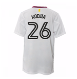 2016-17 Aston Villa Away Shirt (Kodjia 26)