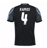 2016-17 Real Madrid 3rd Shirt (Ramos 4)