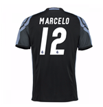 2016-17 Real Madrid 3rd Shirt (Marcelo 12)