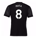 2017-18 Man Utd Away Shirt (Kids) (Mata 8)