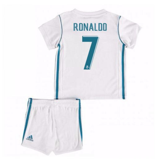 separation shoes a3436 eee6c 2017-18 Real Madrid Home Baby Kit (Ronaldo 7)