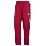 2017-2018 Ajax Adidas Woven Pants (Red)