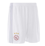 2017-2018 Ajax Adidas Home Shorts (White)