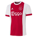 2017-2018 Ajax Adidas Home Football Shirt