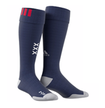 2017-2018 Ajax Adidas Away Football Socks (Dark Blue)