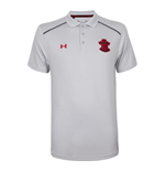 2017-2018 Southampton Team Polo Shirt (Glacier Grey)