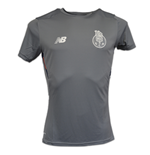 2017-2018 Porto Training Shirt (Gunmetal)