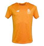 2017-2018 Porto Elite Pre-Match Training Shirt (Orange)