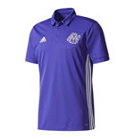 2017-2018 Olympique Marseille Adidas Third Football Shirt