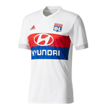 2017-2018 Olympique Lyon Adidas Home Football Shirt