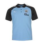 2017-2018 Newcastle Puma Leisure Polo Shirt (Blue)
