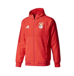 2017-2018 Benfica Adidas Presentation Jacket (Red)
