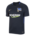2017-2018 Hertha Berlin Away Nike Shirt (Kids)