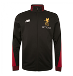 2017-2018 Liverpool Presentation Jacket (Black) - Kids
