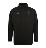 2017-2018 Liverpool Mens Motion Rain Jacket (Black)
