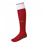 2017-2018 Liverpool Home Socks (Red)