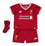 2017-2018 Liverpool Home Baby Kit