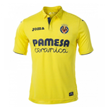 2017-2018 Villarreal Joma Home Football Shirt