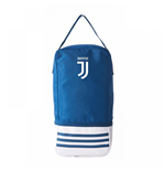 2017-2018 Juventus Adidas Shoe Bag (Blue)