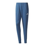 2017-2018 Juventus Adidas Sweat Pants (Blue)