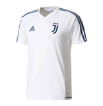 2017-2018 Juventus Adidas Training Shirt (White)