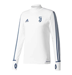 2017-2018 Juventus Adidas Training Top (White)