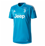2017-2018 Juventus Home Adidas Goalkeeper Shirt