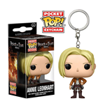 Attack on Titan Pocket POP! Vinyl Keychain Annie Leonhart 4 cm