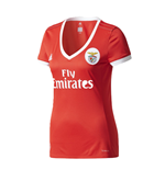 2017-2018 Benfica Adidas Home Womens Shirt
