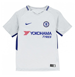 2017-2018 Chelsea Away Nike Football Shirt (Kids)