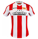 2017-2018 Union Berlin Authentic Home Match Shirt