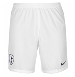 2017-2018 Tottenham Away Nike Football Shorts (White)