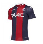 2017-2018 Bologna Authentic Home Match Shirt