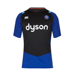 2017-2018 Bath Rugby Vapordri Poly Superlight Tee (Tap Shoe)
