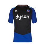 2017-2018 Bath Rugby Training Jersey (Tap Shoe)