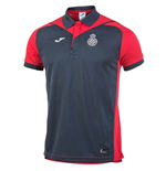 2017-2018 Espanyol Joma Polo Shirt (Red)