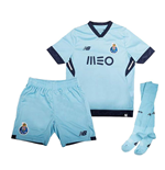 2017-2018 Porto Third Little Boys Mini Kit