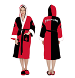 DC Comics Ladies Bathrobe Harley Quinn