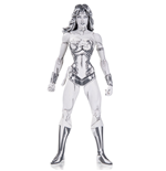 DC Comics BlueLine Edition Action Figure Wonder Woman by Jim Lee 17 cm