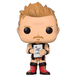 WWE Wrestling POP! WWE Vinyl Figure Chris Jericho 9 cm