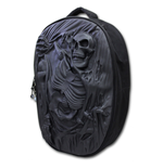 Death RE-RIPPED - Back Pack - 3D Latex with Laptop Pocket