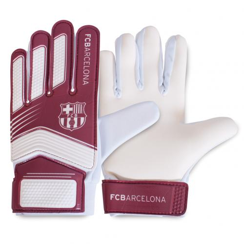 F.C. Barcelona Goalkeeper Gloves Kids