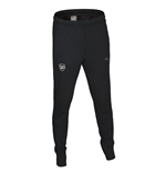 2017-2018 Arsenal Puma Casual Performance Sweat Pants (Black)