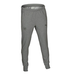 2017-2018 Arsenal Puma Casual Performance Sweat Pants (Grey)