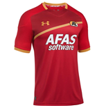 2017-2018 AZ Alkmaar Home Football Shirt