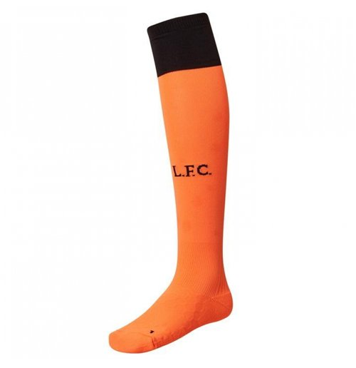 2017-2018 Liverpool Third Socks (Orange)