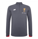 2017-2018 Liverpool Midlayer Training Top (Thunder)