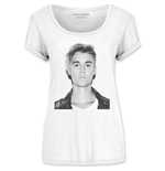 Justin Bieber Ladies Tee: Love Yourself
