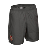 2017-2018 Arsenal Puma Leisure Shorts (Dark Shadow)