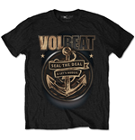 Volbeat Mens Tee: Anchor